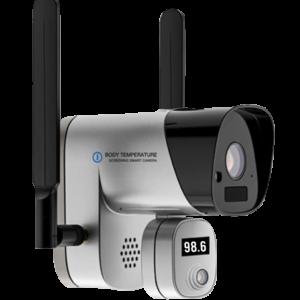 Fever Dectecting Smart Camera