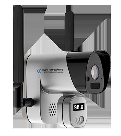 Fever Dectecting Smart Camera-400