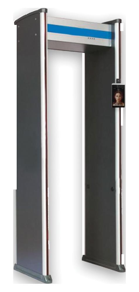 Thermal Metal Dectector